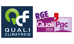 logo RGE et QCF