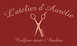 logo Atelier d'aurélie coiffeuse à fondettes