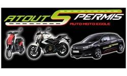 logo auto école Atouts Permis