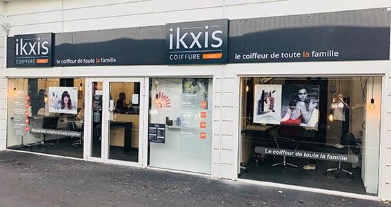 vitrine Ikxis Fondettes