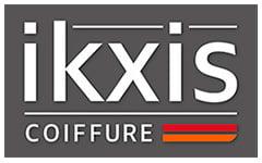 logo Ikxis coiffure à fondettes